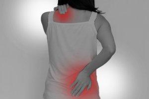 冷えによる腰痛