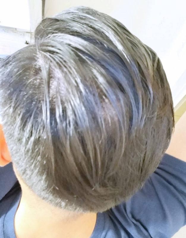 オススメの髪型4