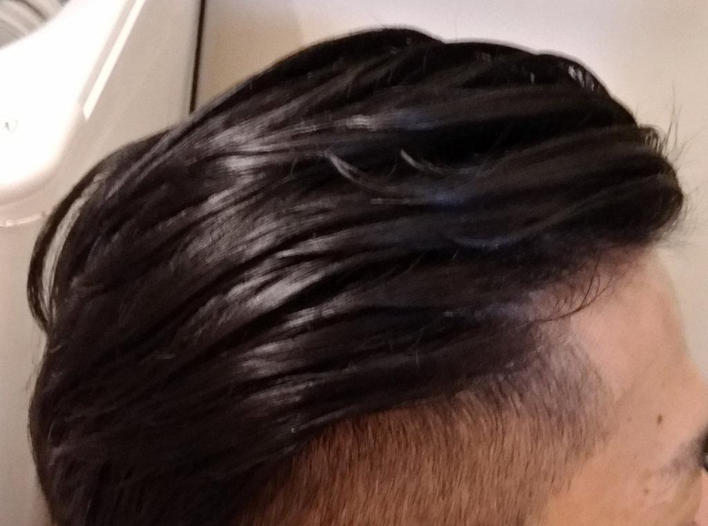 新しい髪形40代4