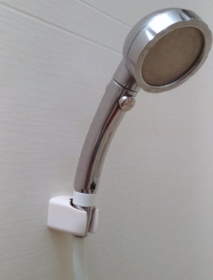 シャワーヘッドとシャワーフック