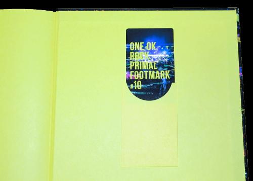 ワンオクフォトブック2021のカード