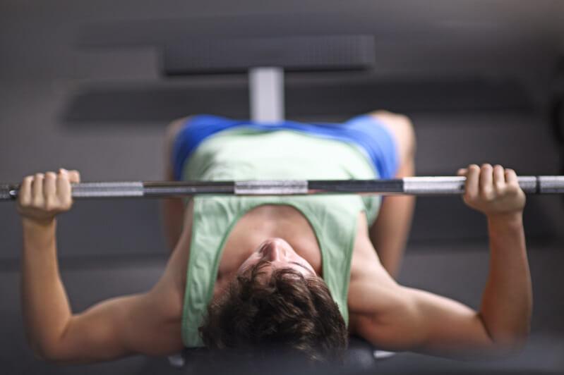 トレーニング頻度が必要な筋出力を決める